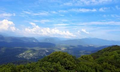 Гора Ахун как добраться самостоятельно