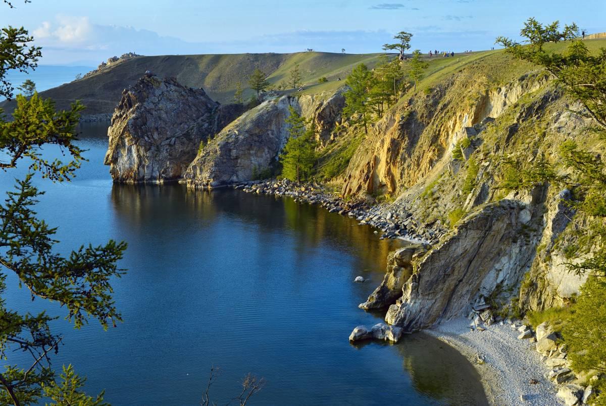 Озеро Байкал -фото