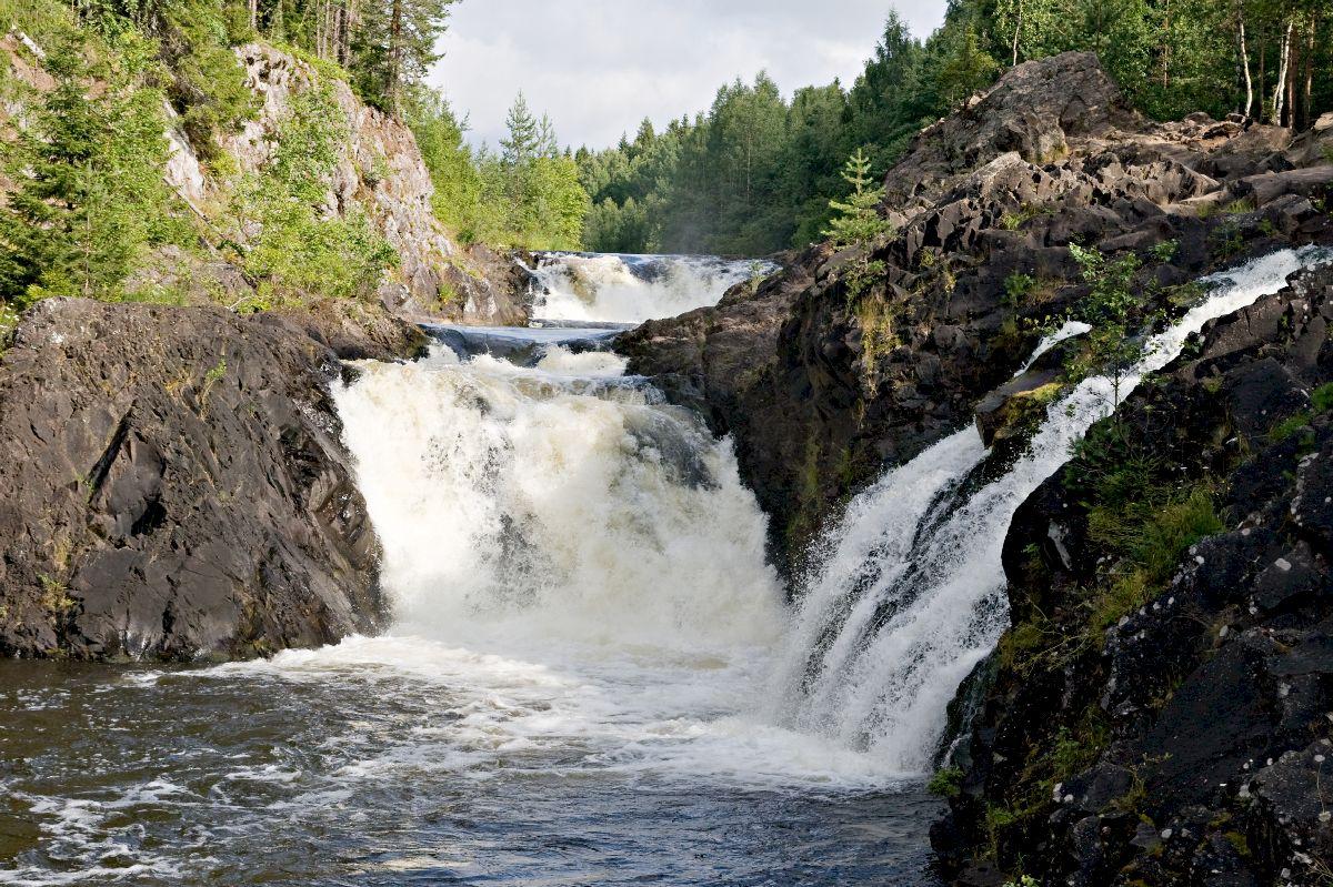 Водопад Кивач 🌟 Полезная информация
