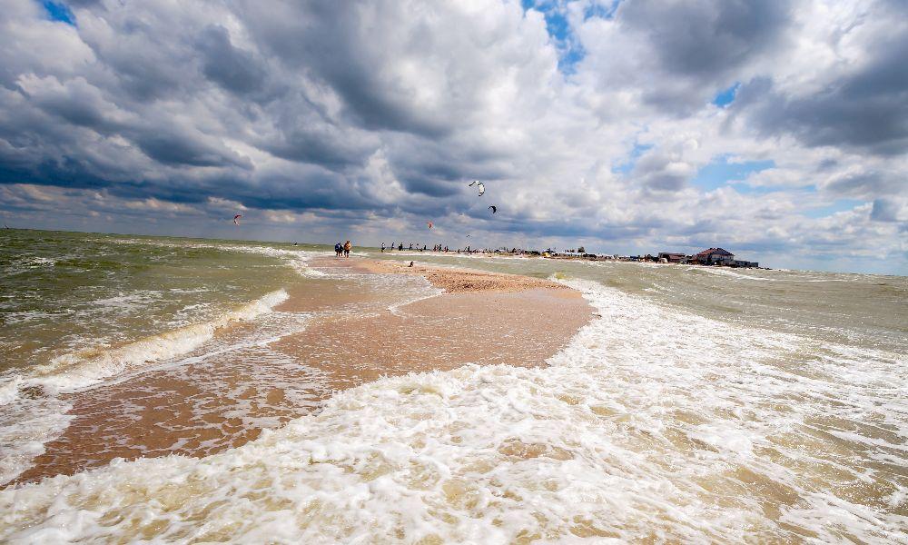 Азовское море в России
