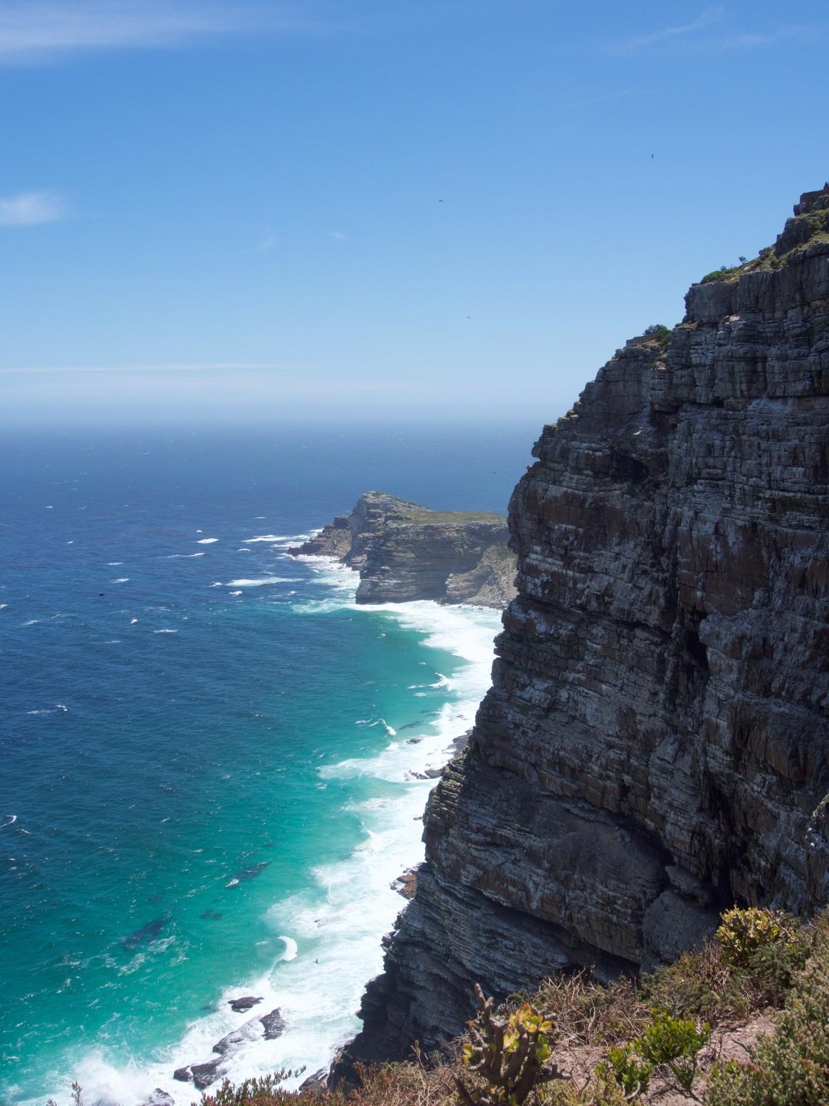 Недалеко от Кейптауна. Мыс Доброй Надежды