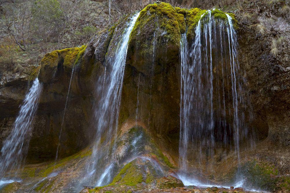 Чегемские водопады