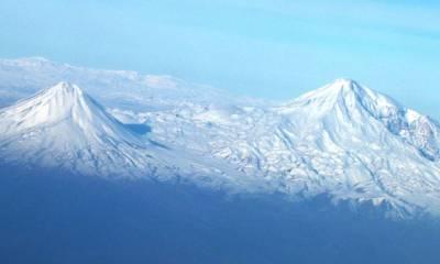 Гора Арарат Армения