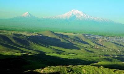 Гора Арарат Турция