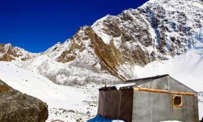 Гора Белуха поход
