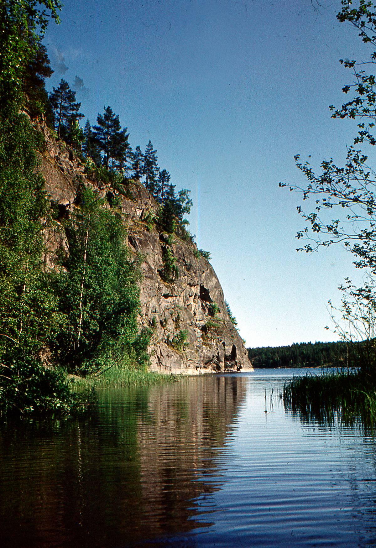 Ладожское озеро. Мыс Рихиниеми