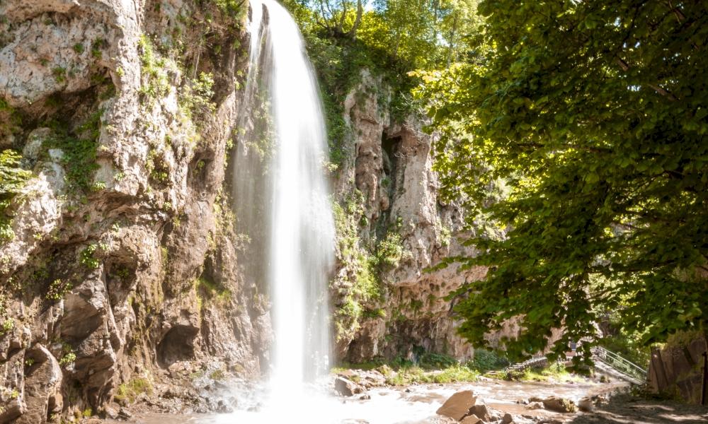 Медовые водопады как добраться