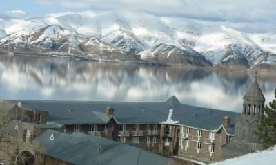 Озеро Севан Армения отдых