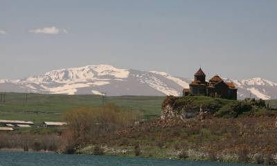 Отдых на озере Севан