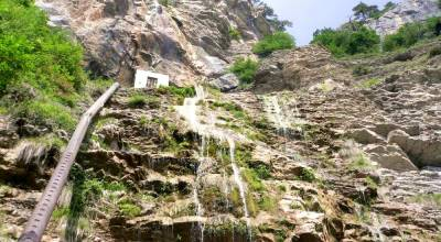 водопад учан су как добраться