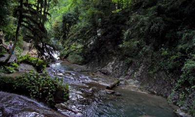 33 водопада координаты