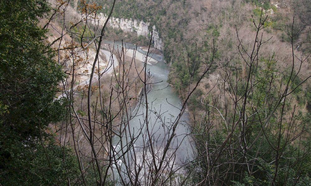 Ахштырская пещера Сочи