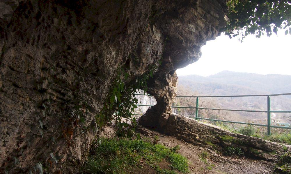 Ахштырские пещеры как добраться
