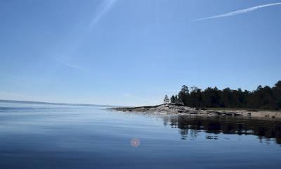Белое море панорама