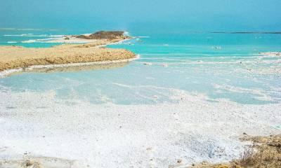 Мертвое море вода