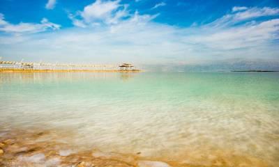 Где Мертвое море