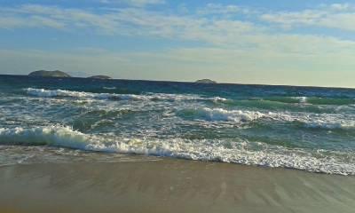 где Эгейское море