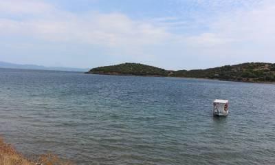 вода Эгейское море