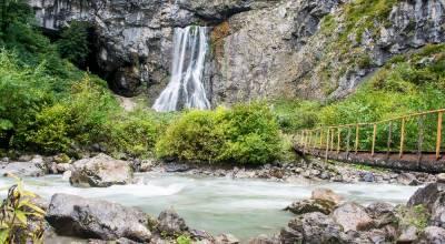 Гегский водопад фото