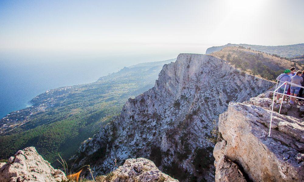 Гора Ай-Петри фото