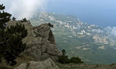Гора Ай-Петри смотреть видео
