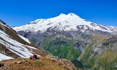 Гора Эльбрус где находится