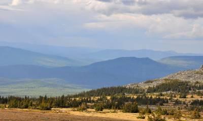 гора Иремель фото