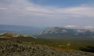 гора Иремель Башкирия