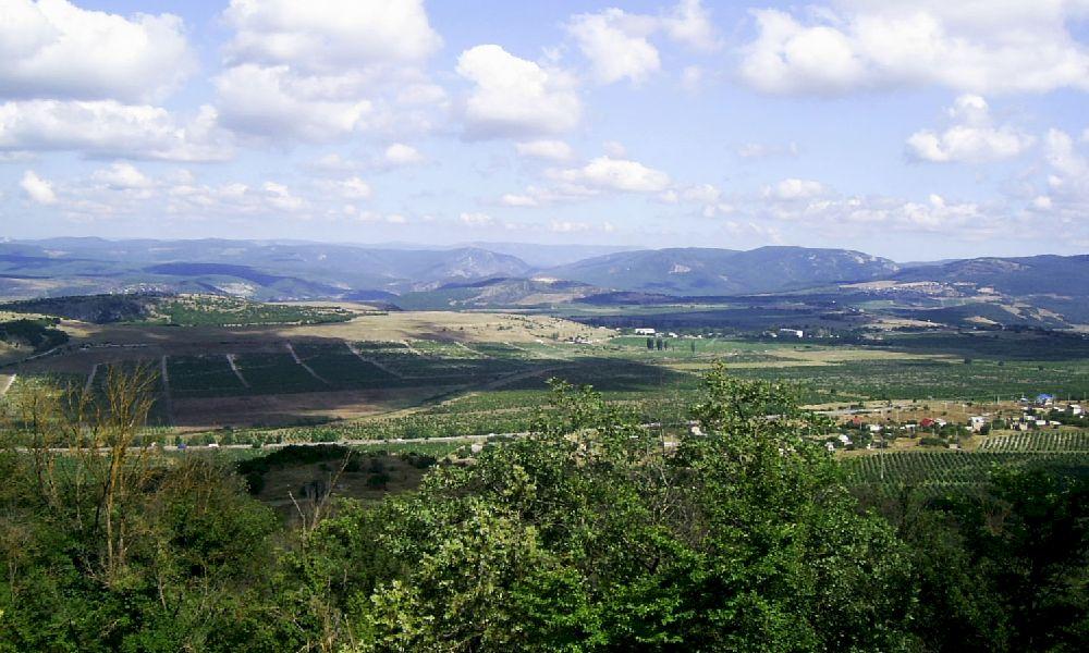 Гора Сапун