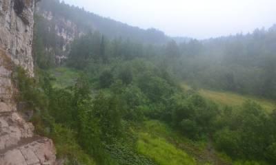 где находится Игнатьевская пещера