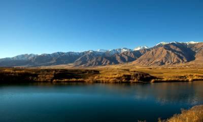 Киргизия озеро Иссык Куль