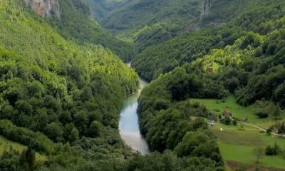 каньоны реки Тара координаты