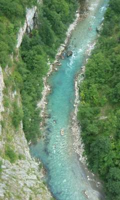 каньон реки Тара фото