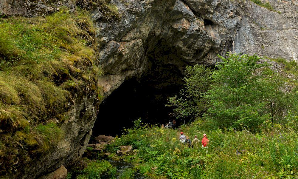 Капова пещера фото