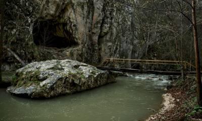 Капова пещера координаты