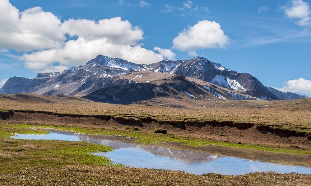 плато Лагонаки Адыгея