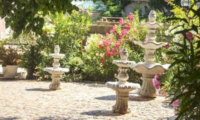 Ливадийский дворец парк