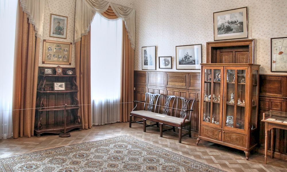 Ливадийский дворец музей