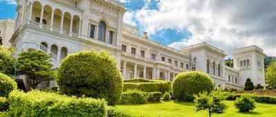 Ливадийский дворец КрымЛивадийский дворец Крым