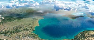 Мраморное море на карте