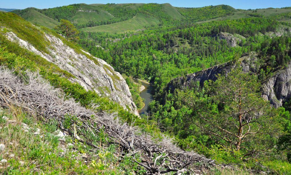 Мурадымовское ущелье маршрут