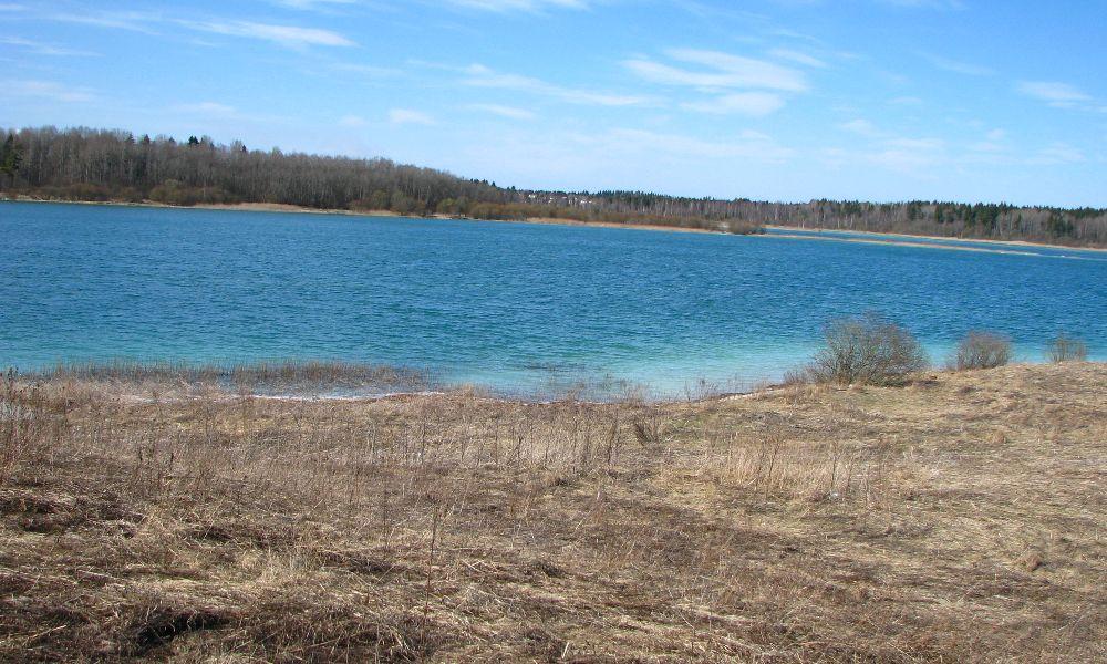 Озеро Донцо маршрут