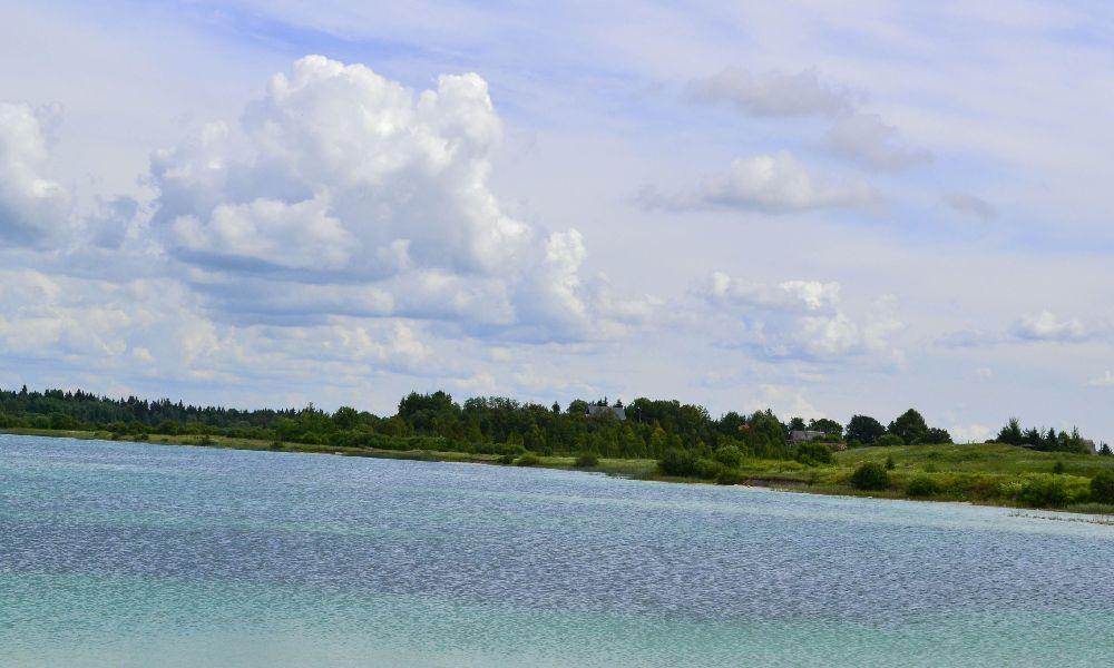 Озеро Донцо самостоятельно