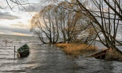 Плещеево озеро Переславль Залесский