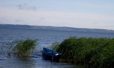 Озеро Плещеева Переславль Залесский