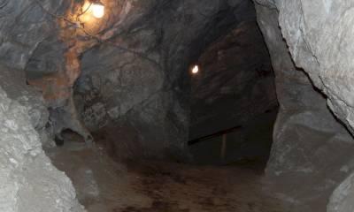 Тавдинские пещеры на машине