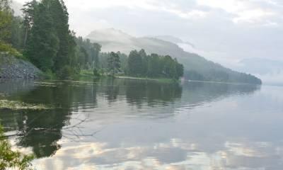 Телецкое озеро Алтайский край