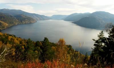 Телецкое озеро где находится