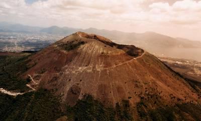 Вулкан Везувий где находится
