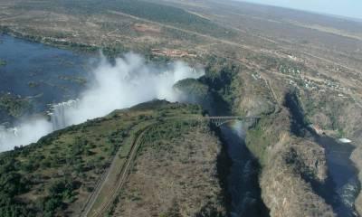 Водопад Виктория маршрут на карте